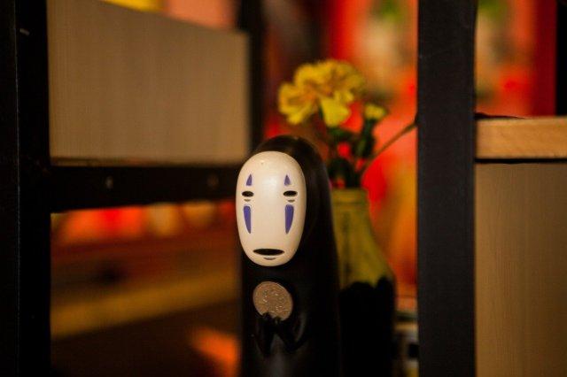 Chihiro, l'esprit sans face