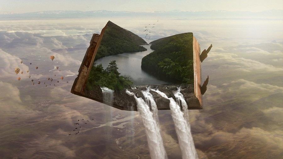 Livre imaginaire
