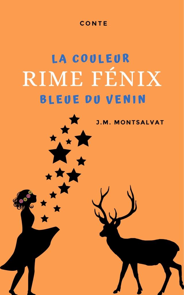 Rime Fénix, la couleur bleue du venin