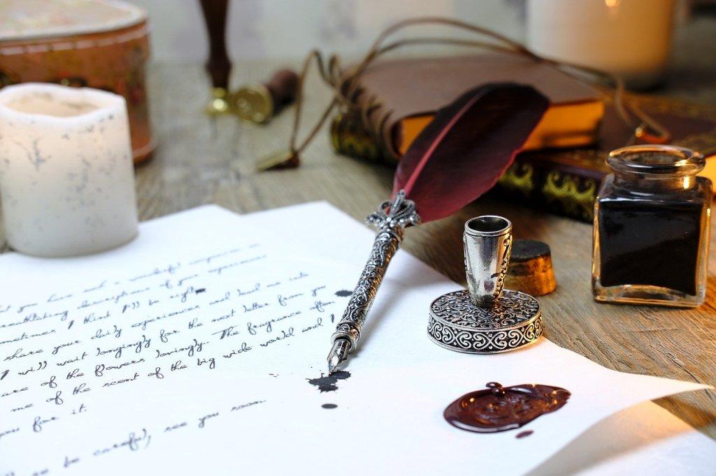 La plume et l'encrier