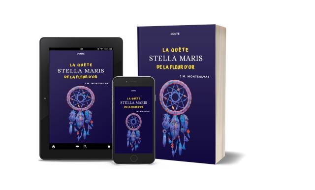 Stella Maris, la quête de la fleur d'or